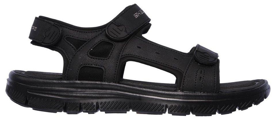 new concept 1eb5e 79fba Skechers »Flex Advantage« Sandale mit praktischem Memory Foam online kaufen  | OTTO