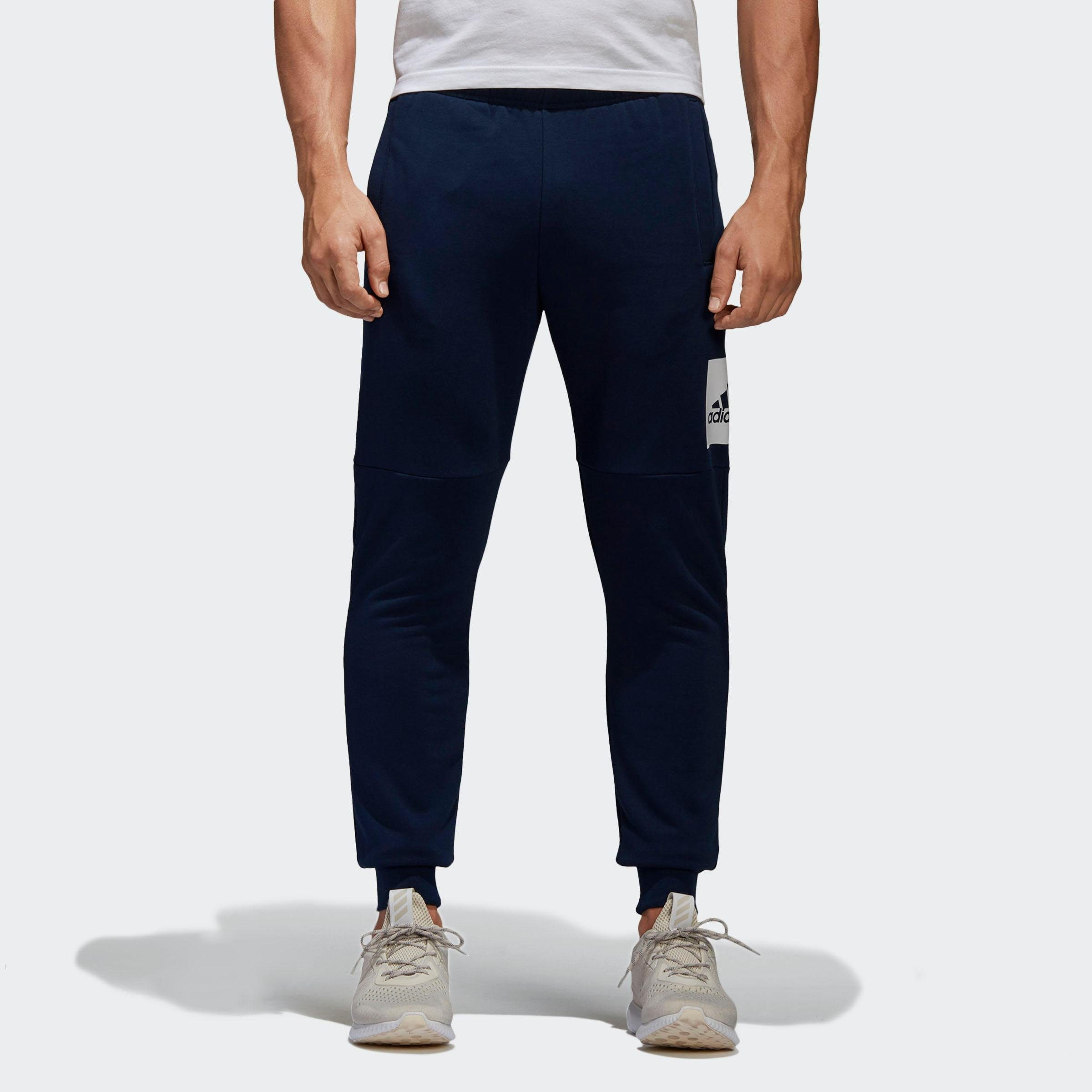 adidas Performance Jogginghose »ESSENTIAL BOX LOGO SLIM FRENCH TERRY PANT« online kaufen | OTTO
