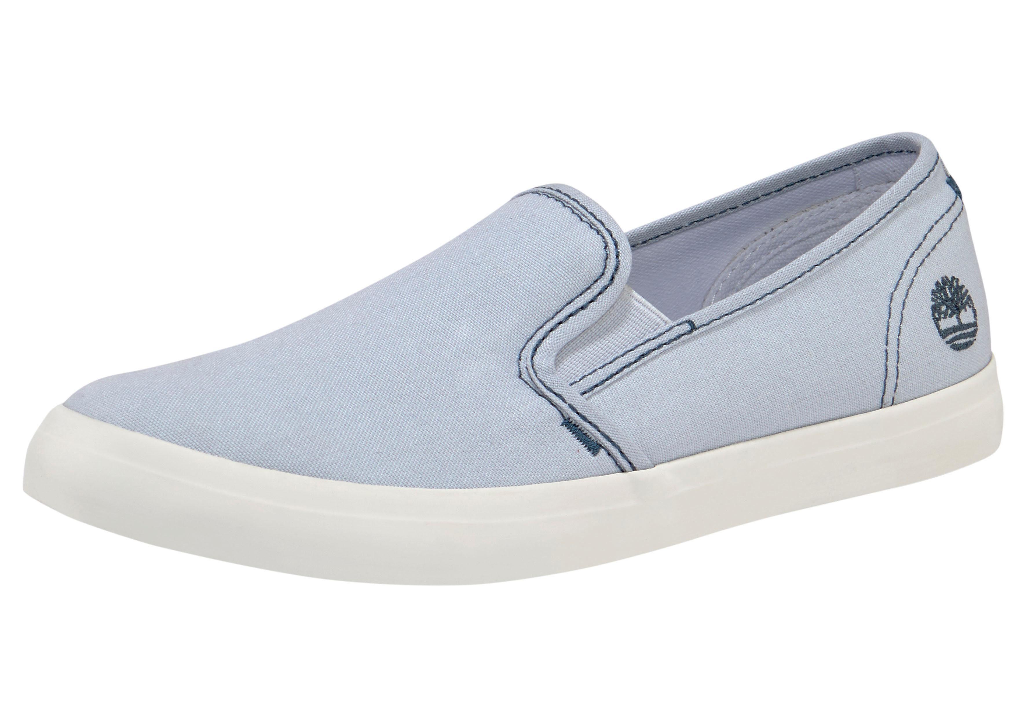 Newport Bay Slip On Schuh für Damen in Hellblau