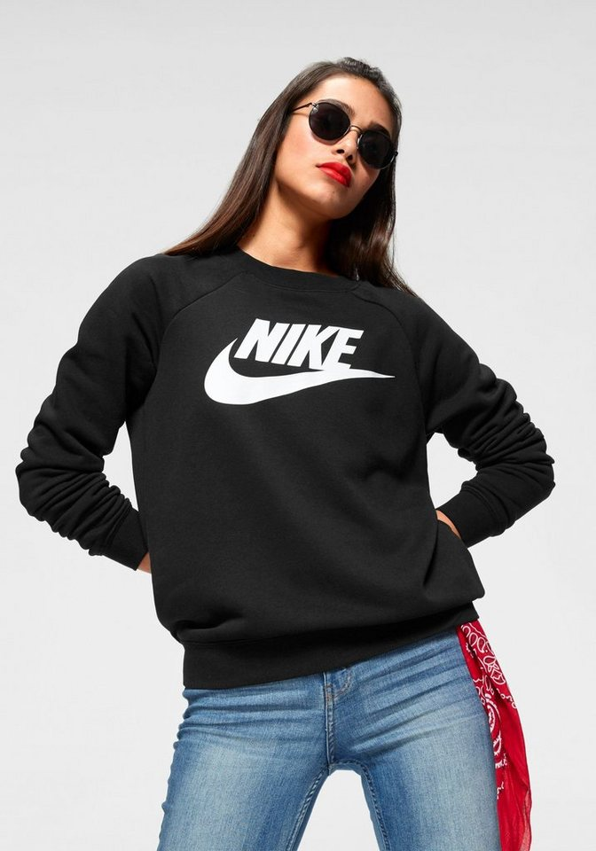 497cfb7f7cbd Nike Sportswear Sweatshirt »W NSW RALLY CREW HBR«