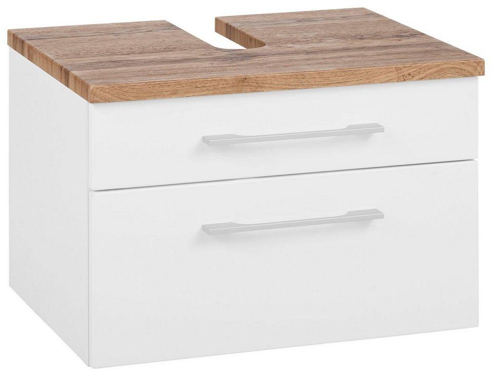 held m bel waschbeckenunterschrank davos breite 60 cm online kaufen otto. Black Bedroom Furniture Sets. Home Design Ideas