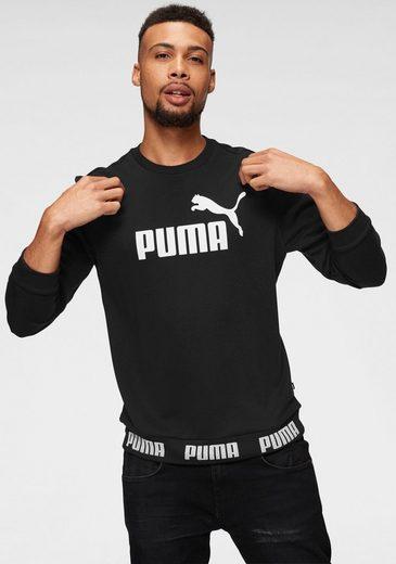 PUMA Sweatshirt »AMPLIFIED CREW TR«