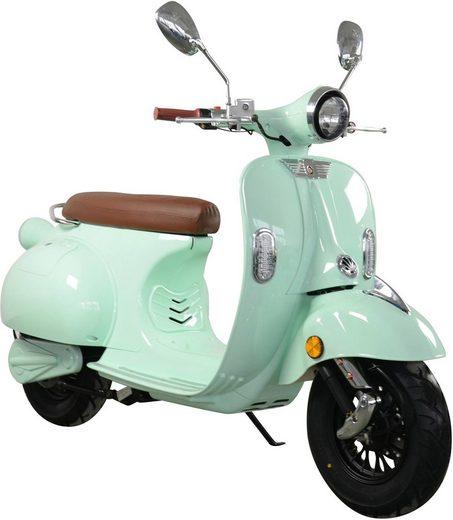 Didi THURAU Edition E-Motorroller »Sizilia«, 2000 W, 45 km/h
