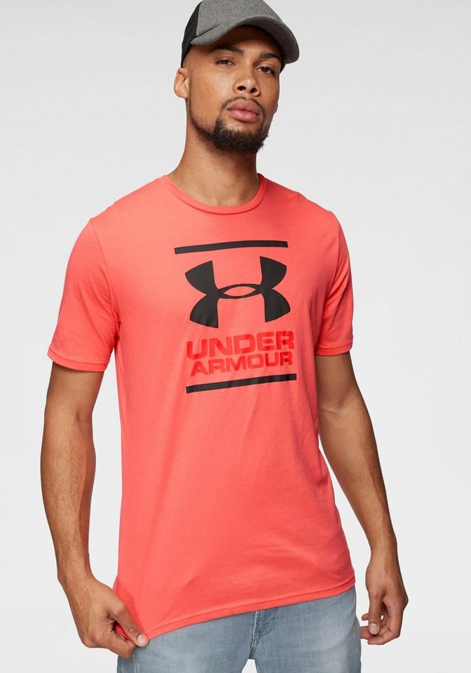 41f21b4b5e Under Armour® T-Shirt »UA GL FOUNDATION SHORTSLEEVE TEE« online ...
