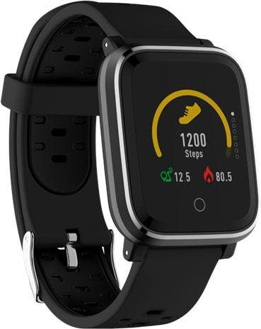 denver sw 160 smartwatch 3 3 cm 1 3 zoll kaufen otto. Black Bedroom Furniture Sets. Home Design Ideas