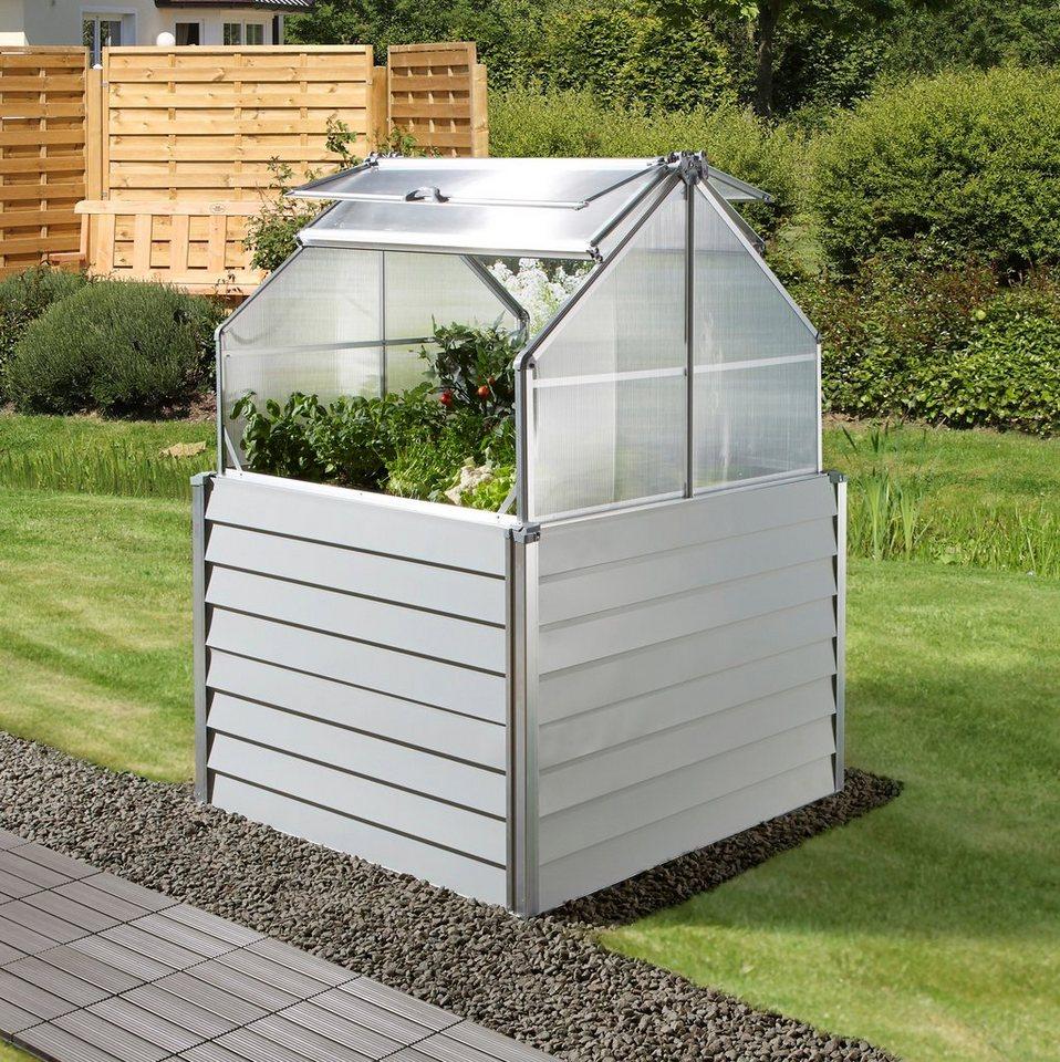 Konifera Hochbeet Balcony Planter Bxtxh 120x120x169 Cm Online