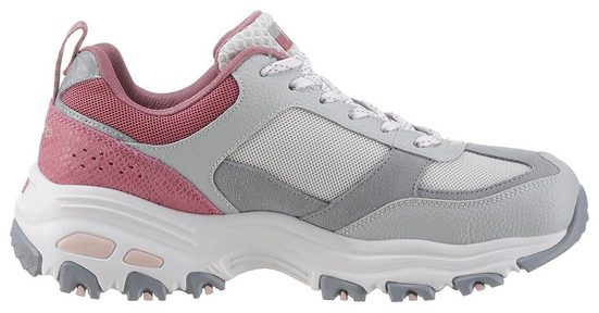 Skechers Kontrastbesatz Sneaker Kontrastbesatz »d´lites« Mit Mit Skechers Skechers Sneaker »d´lites« n4gXpfU