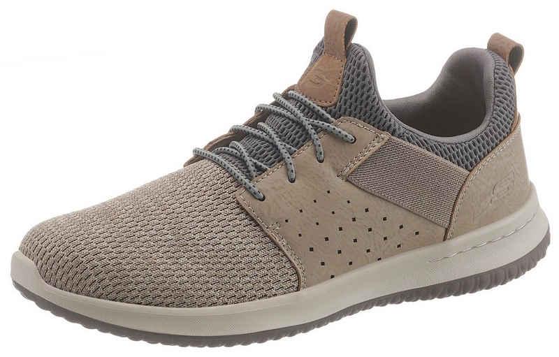 Skechers »Delson-Camben« Sneaker mit praktischem Gummizug