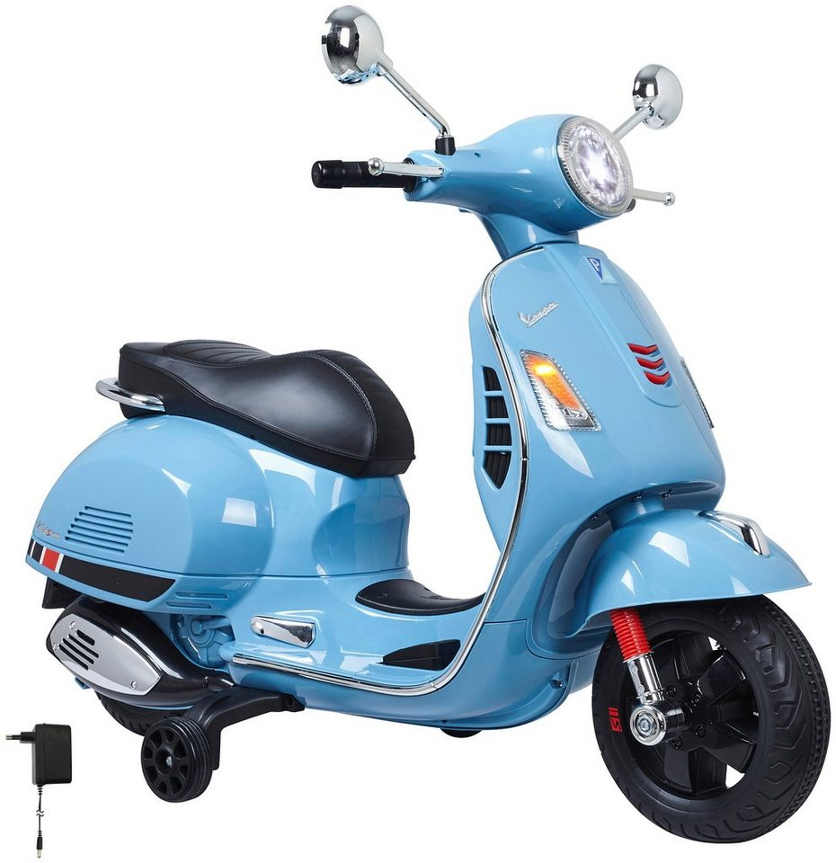 jamara elektroroller vespa f r kinder ab 3 jahren 6 volt. Black Bedroom Furniture Sets. Home Design Ideas