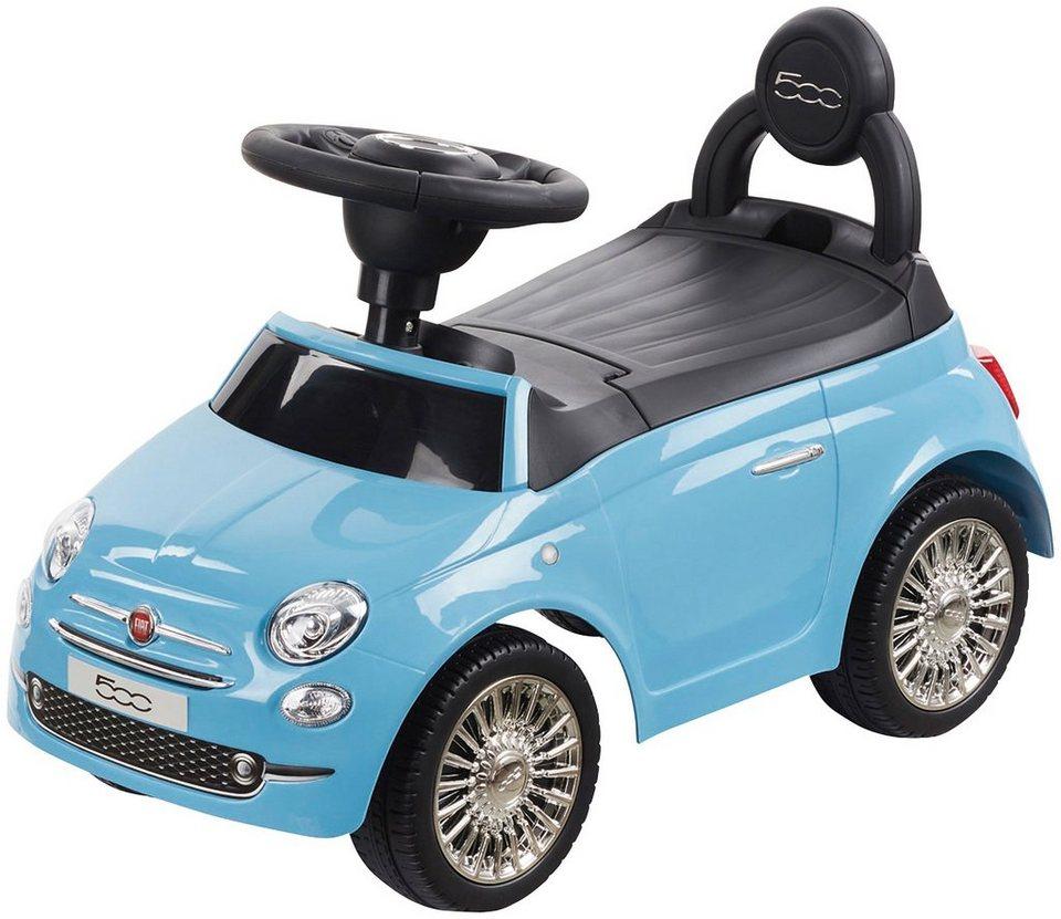 JAMARA Rutschauto  Fiat 500 , für Kinder ab 1 Jahr