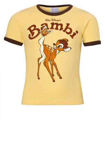 LOGOSHIRT T-Shirt mit tollem Bambi-Frontprint