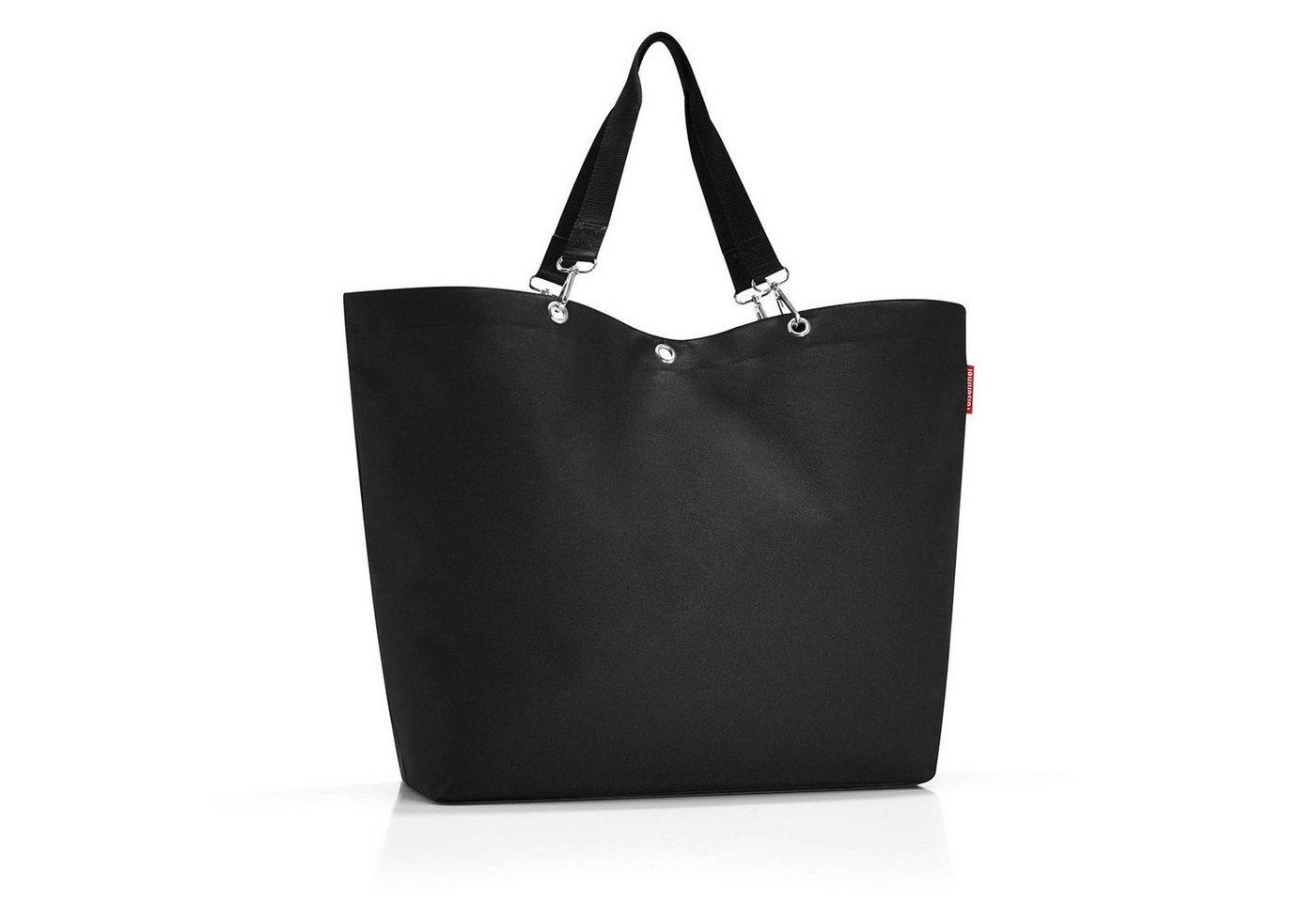 Damen REISENTHEL® Strandtasche shopper XL schwarz | 04012013579332