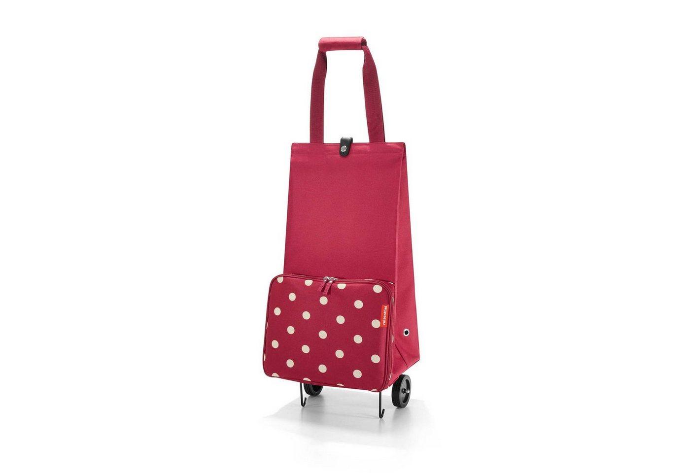 REISENTHEL® Einkaufstrolley faltbar »foldabletrolley« | Taschen > Handtaschen > Einkaufstasche | Polyester | REISENTHEL®