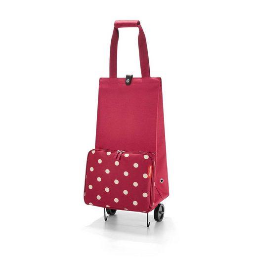 Einkaufstrolley Reisenthel® Einkaufstrolley »foldabletrolley« Reisenthel® Faltbar »foldabletrolley« Faltbar Wv0xn8