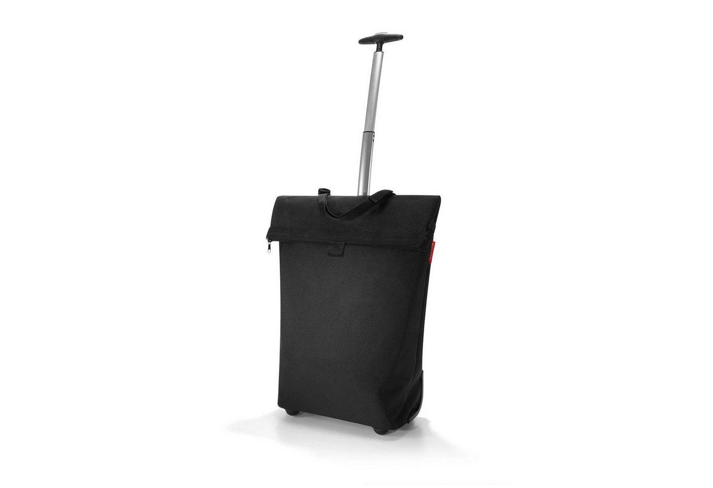 REISENTHEL® Trolley »trolley M« | Taschen > Koffer & Trolleys > Trolleys | Schwarz | REISENTHEL®