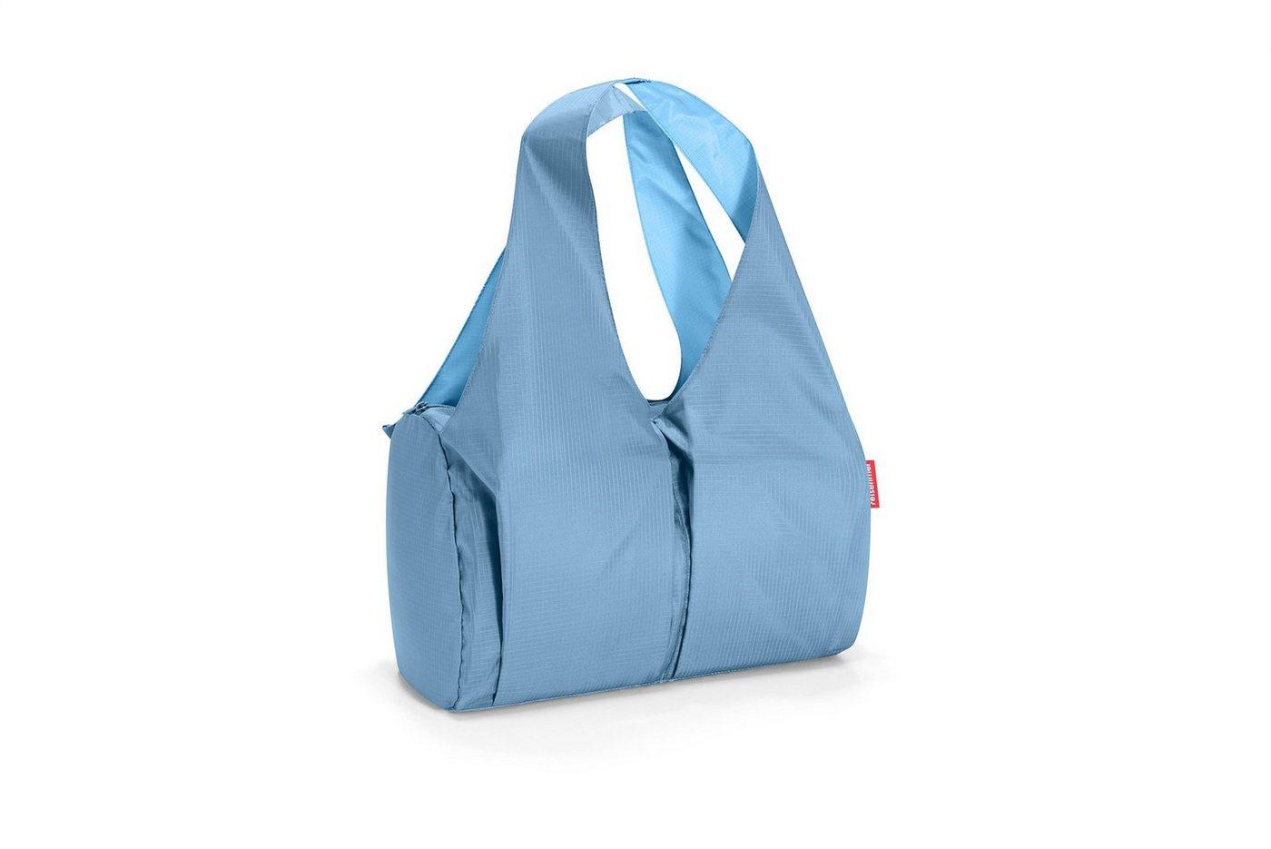 Damen REISENTHEL® Schultertasche mini maxi happybag indigo blau | 04012013584640