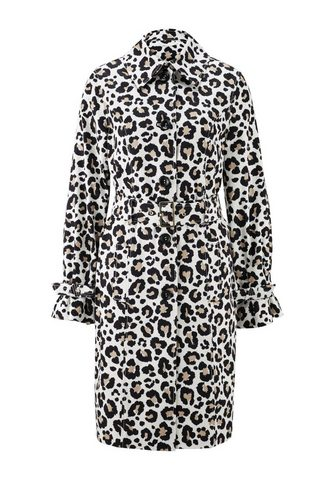HEINE STYLE Lietpaltis in Animal-Print in An...
