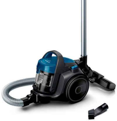 BOSCH Bodenstaubsauger BGC05A220A Cleann'n, 700 Watt, beutellos, Kompakt mit überzeugender Reinigungsleistung. Kann platzsparend verstaut werden.
