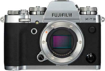 FUJIFILM »X-T3« Systemkamera-Body (26,1 MP, WLAN (Wi-Fi)