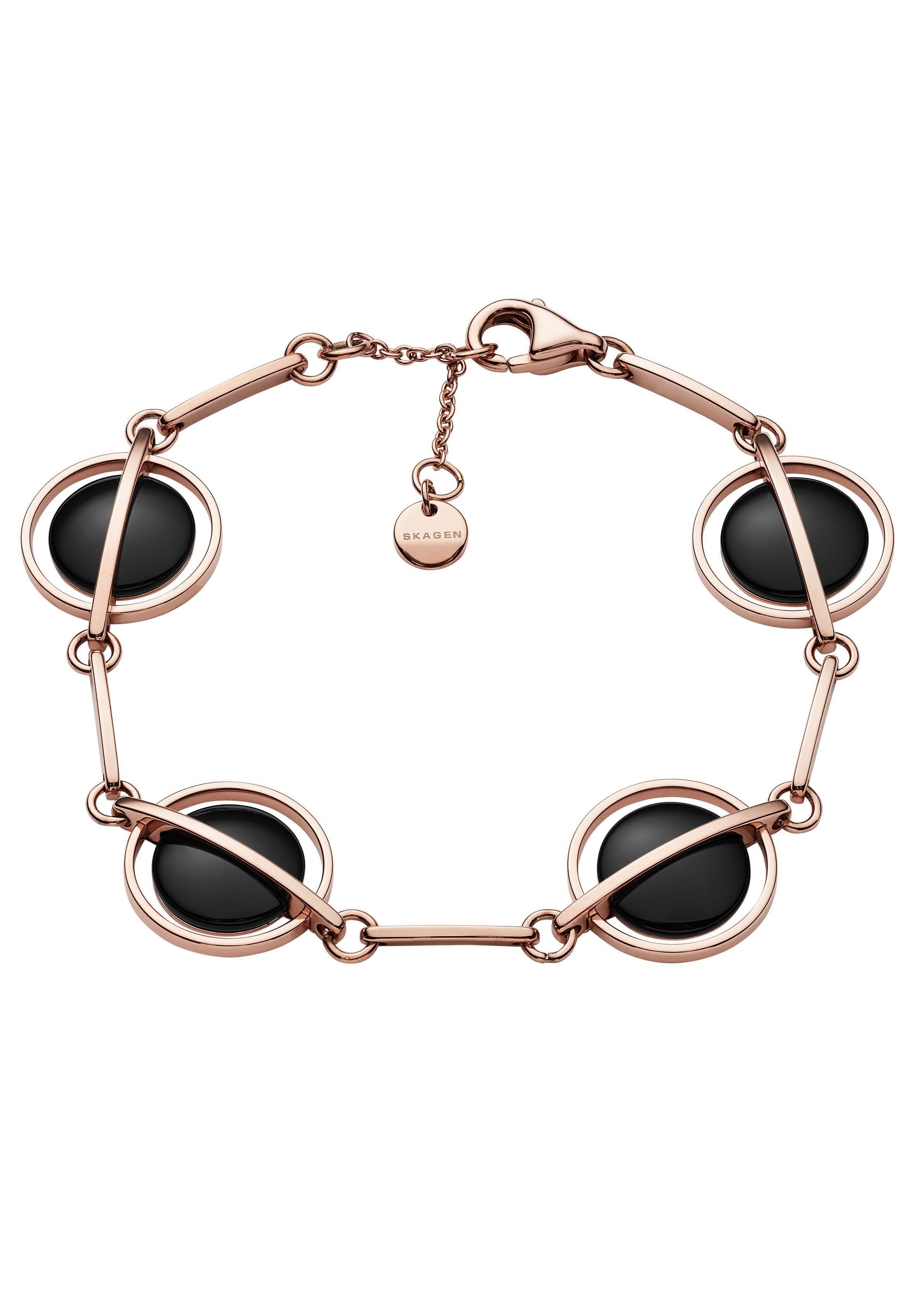 Skagen Armband »ELLEN, SKJ1147791« mit Onyx