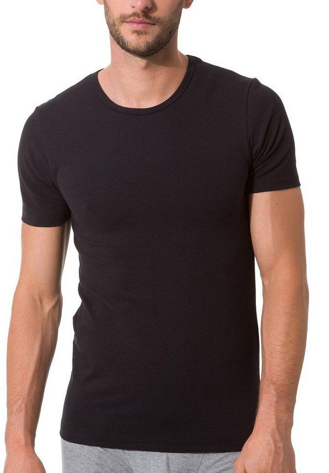 skiny -  Unterhemd der Option-Serie in klassischem Design