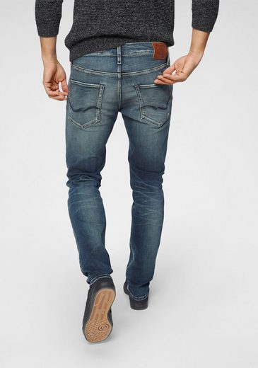 Jack & Jones Slim-fit-Jeans »GLENN«