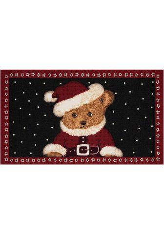 HANSE HOME Durų kilimėlis »Teddybear« rechteckig ...
