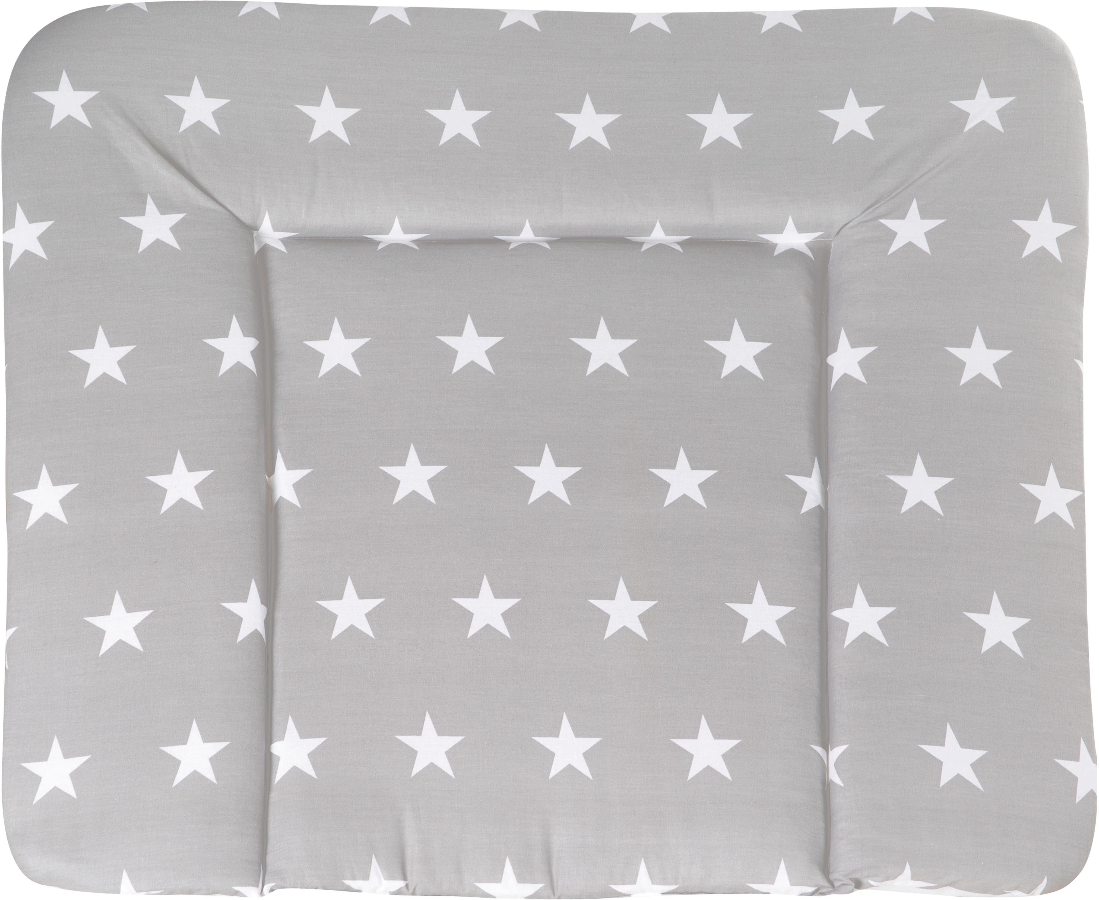 Roba Wickelauflage, »Little Stars, grau«