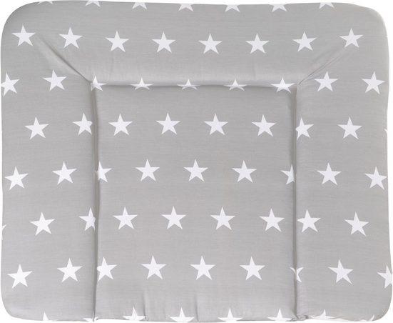 Roba® Wickelauflage »Little Stars, grau«