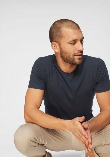 SELECTED HOMME T-Shirt »SLHPIMA V-NECK TEE«