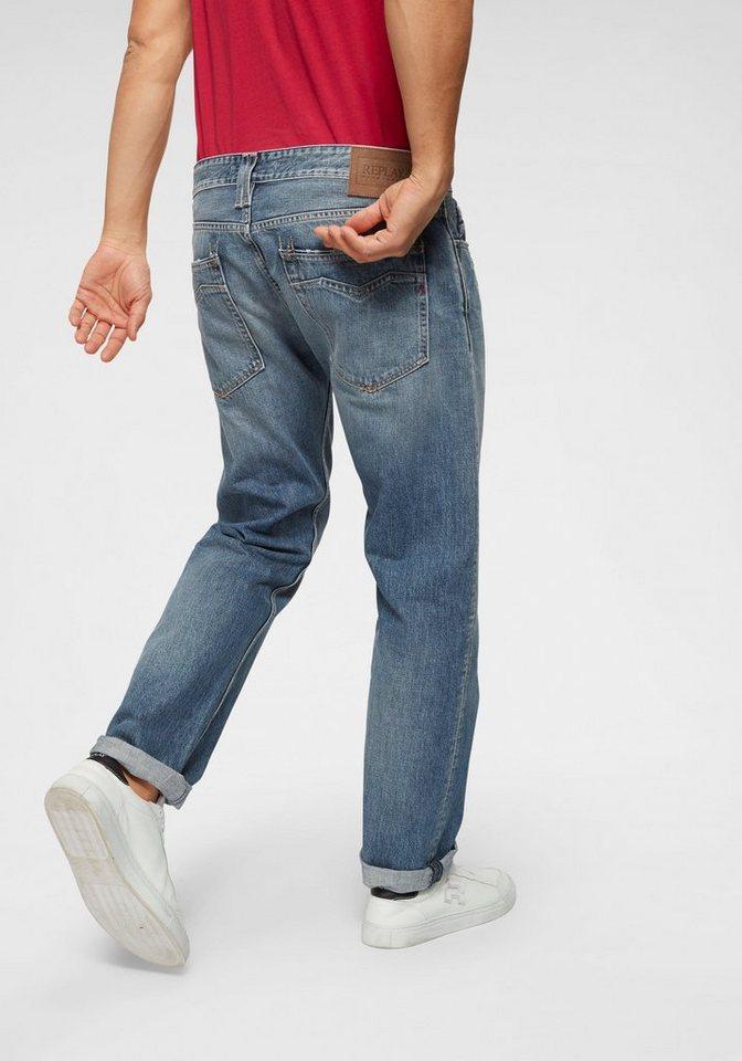 b0c3347115f07 Replay Comfort-fit-Jeans »Newbill« online kaufen | OTTO