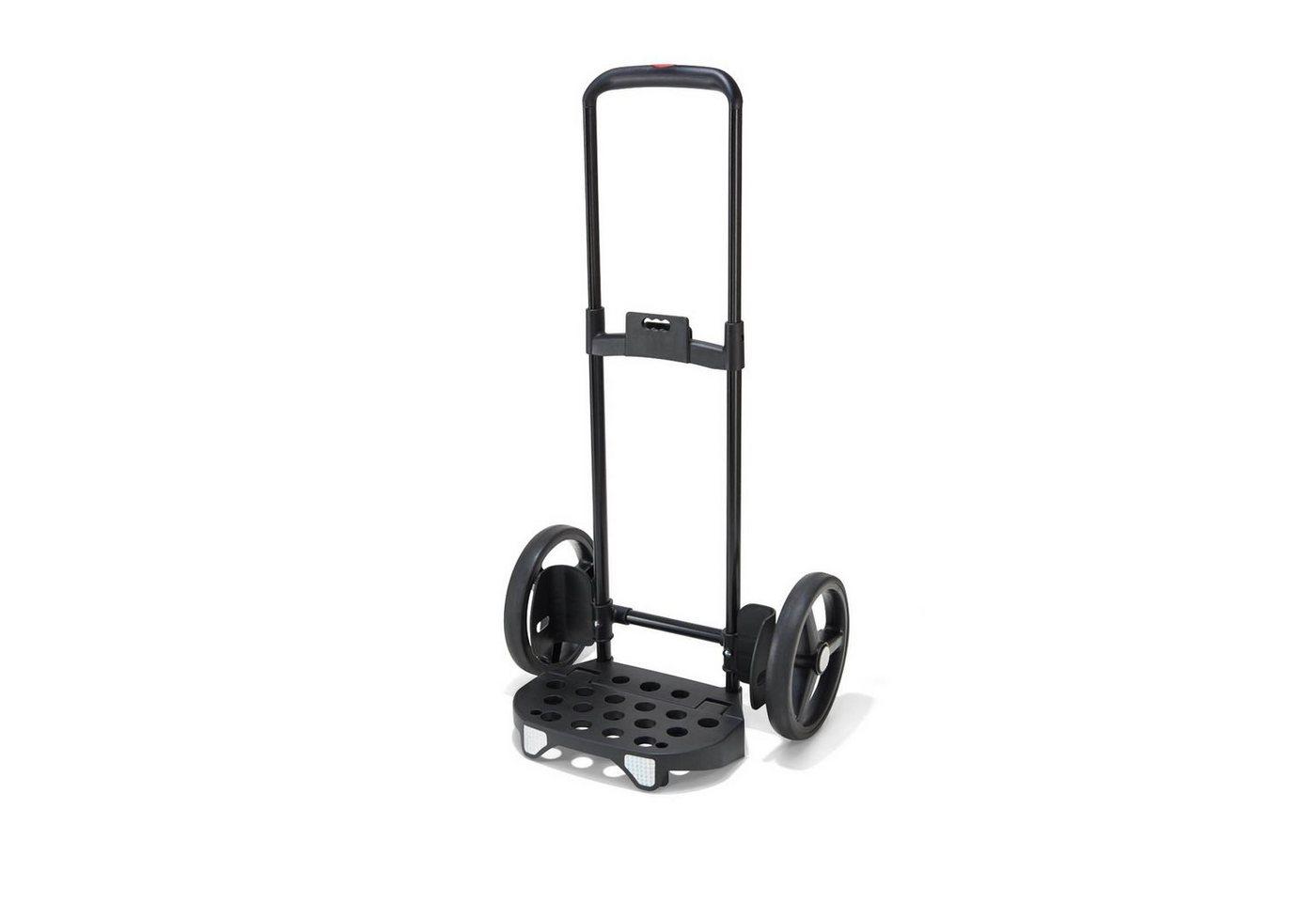 REISENTHEL® Rack für Einkaufstrolley »citycruiser« | Taschen > Handtaschen > Einkaufstasche | Schwarz | REISENTHEL®