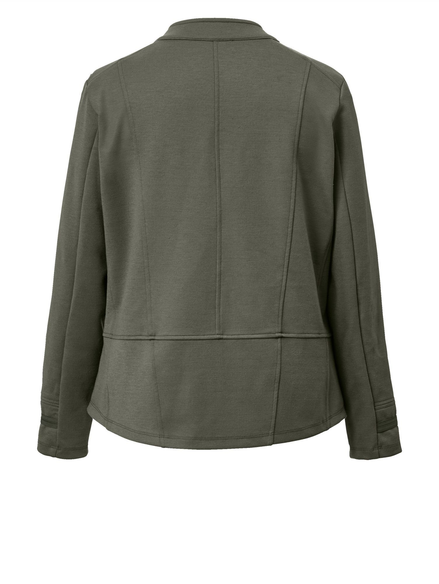 Angel of Style by Happy Size Jacke im Military Style online kaufen | OTTO