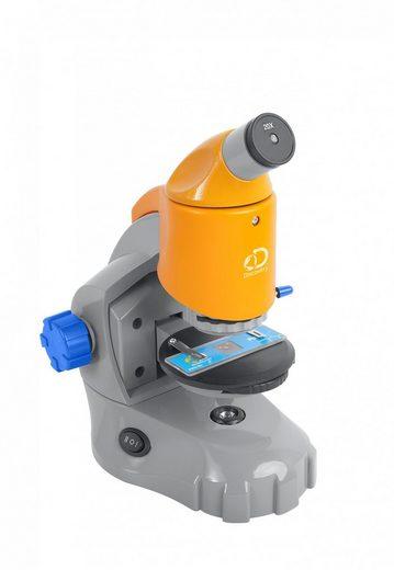 Discovery Adventures Mikroskop »Zoom-Mikroskop mit bis zu 800-facher Vergrößerung«