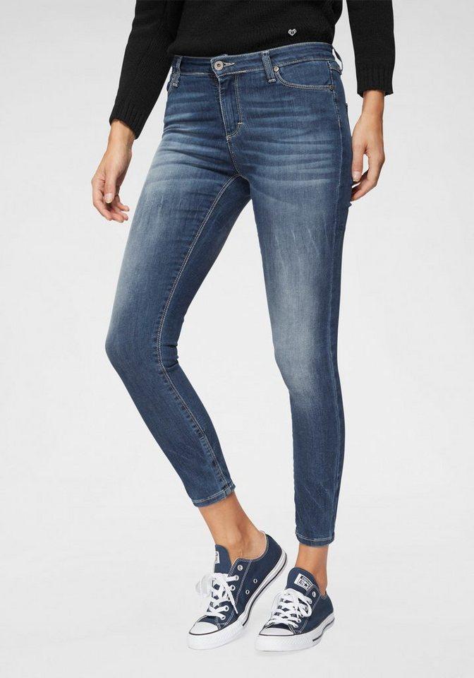 syksyn kengät ostaa myyntiin paras laatu Please Jeans Skinny-fit-Jeans »P78L« mit Markenlabel & Ankle Länge online  kaufen   OTTO