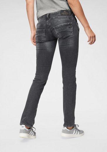 Herrlicher Slim-fit-Jeans »Piper Slim« mit besonderem Taschendesign