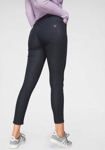 Dem Skinny Markenlabel jeans »p78l« lt;3 Mit Jeans fit Please CwqYHFx