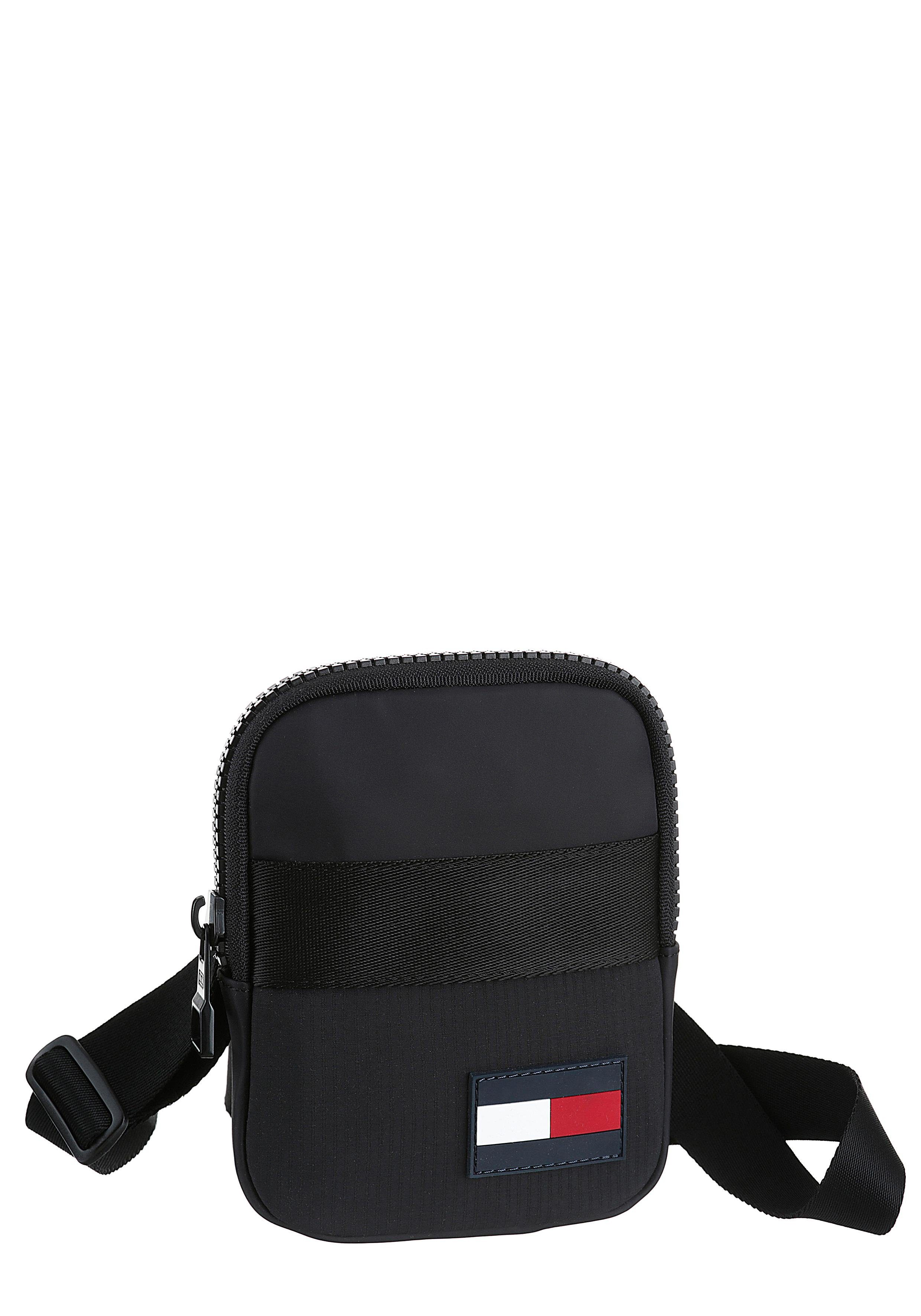 TOMMY HILFIGER Umhängetasche »TOMMY COMPACT XOVER SPORTS TAPE«, im Mini Format