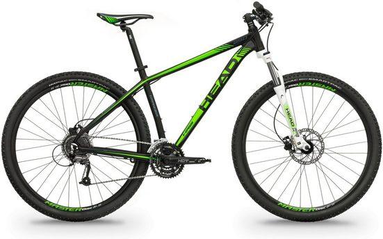 Head Mountainbike »Granger«, 27 Gang Shimano Altus RDM370 Schaltwerk, Kettenschaltung