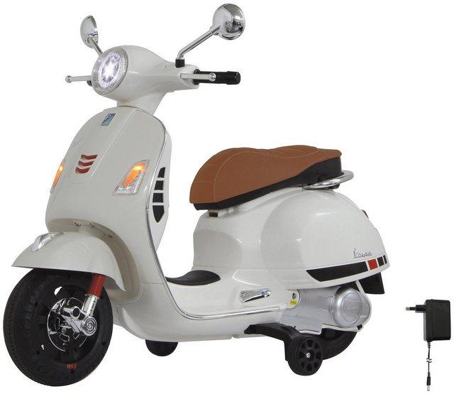 E-Kindermotorrad Jamara ElektroKinderroller Vespa Belastbarkeit 30*