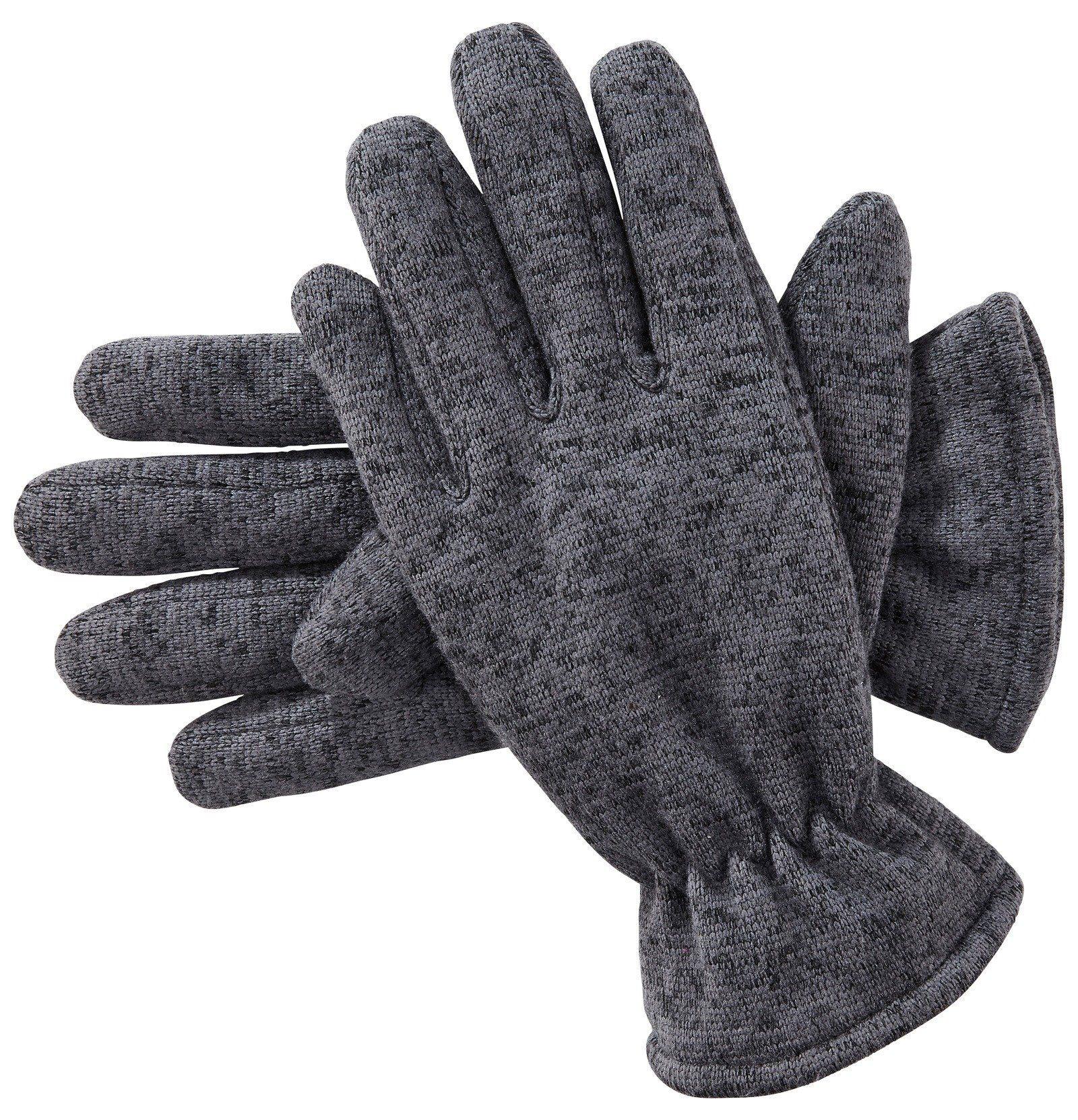Jan Vanderstorm Fleecehandschuhe »PAVELKO« aus wärmendem Fleece
