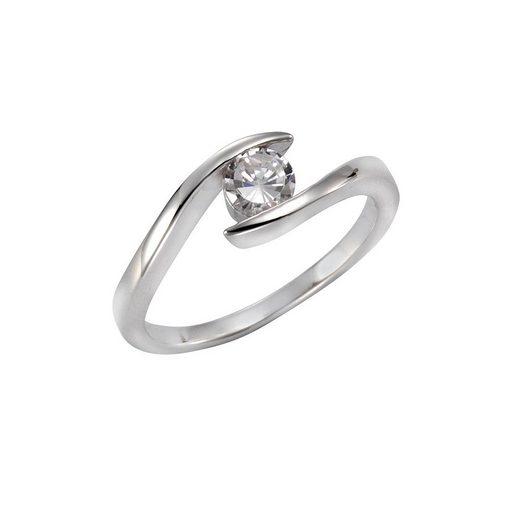 Vivance Ring »925-/ Sterling Silber Zirkonia«