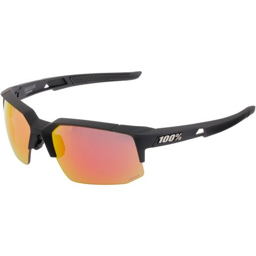 ride100percent Sportbrille »Speedcoupe-HD Red Multilayer-Hiper Lens«