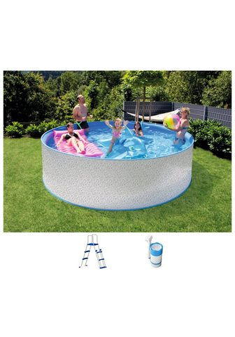 STEINBACH Rinkinys: apvalus baseinas »New Splash...