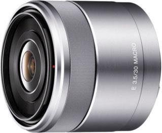 Sony »SEL30M35.AE« Makroobjektiv