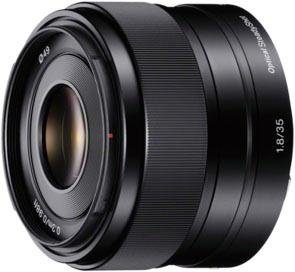 Sony »SEL35F18.AE« Festbrennweiteobjektiv