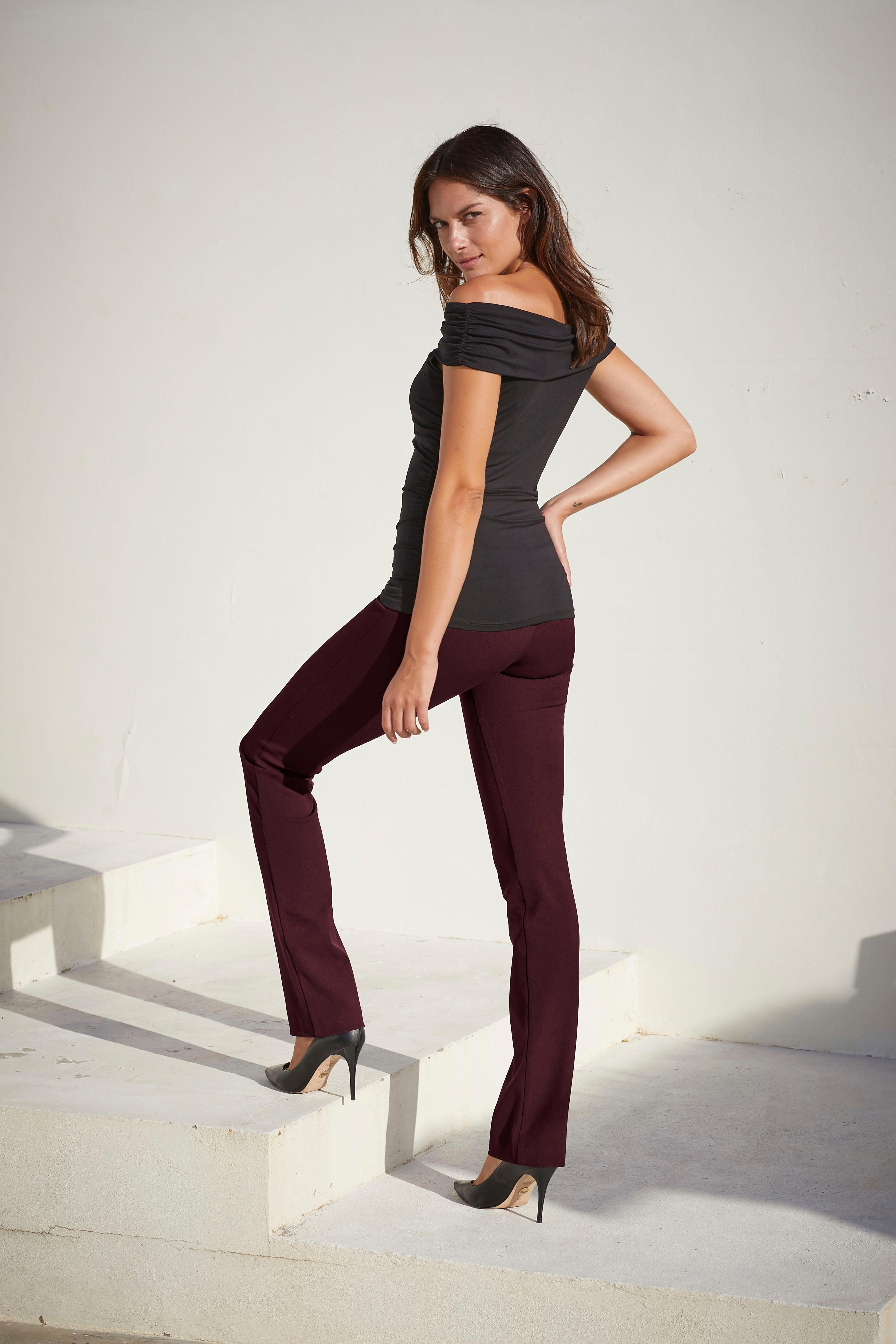 Bodyright Shaping »shaping« Integriertem Carmenshirt einsatz Mit gfSgraUq