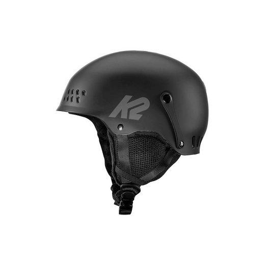 K2 Sports Europe Skihelm Entity, black