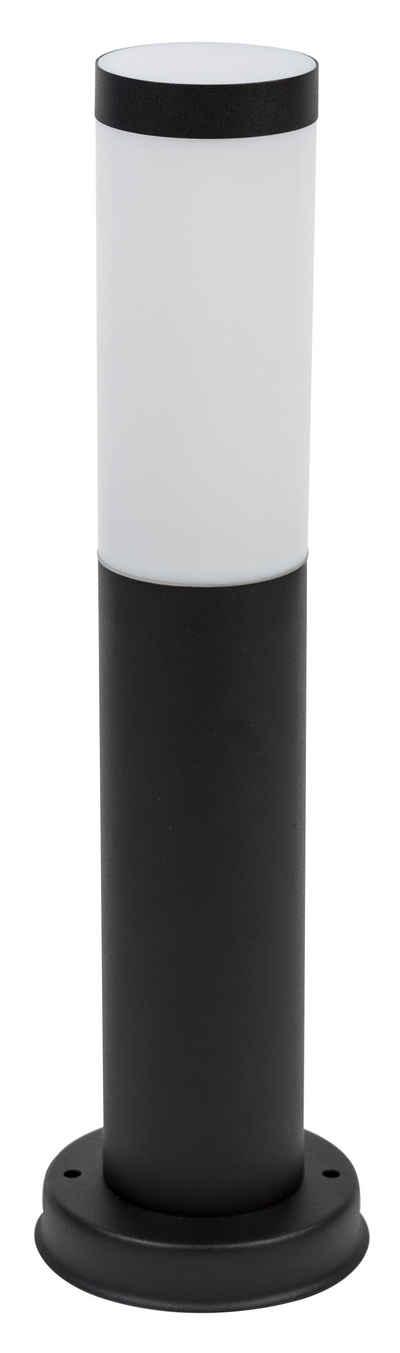 HEITRONIC Sockelleuchte »Larisa«, 360° Lichtaustritt; für Leuchtmittel mit max. 55 mm Durchmesser