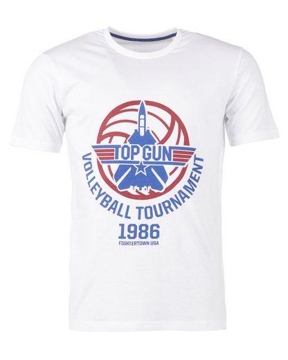 TOP GUN T-Shirt »PP201010« sportlicher Schnitt